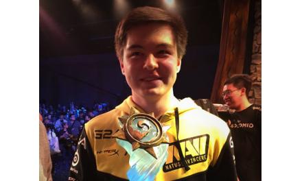 Sebastian Engwall 'Ostkaka' – Hearthstone World Championship (2015)