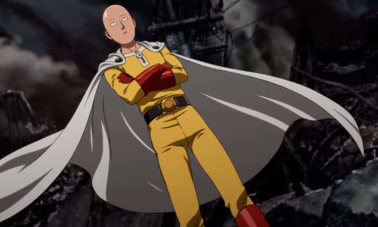 Superhero Training (One-Punch Man version)